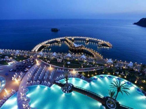 Antalya Resorts Turkey Accomodation